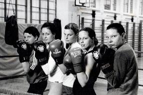 Boksarski klub Ljubljana - ženski boks